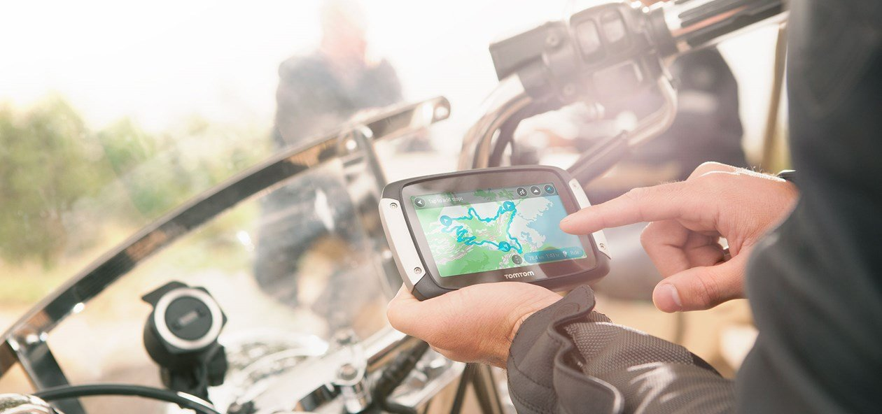 TomTom Moto GPS