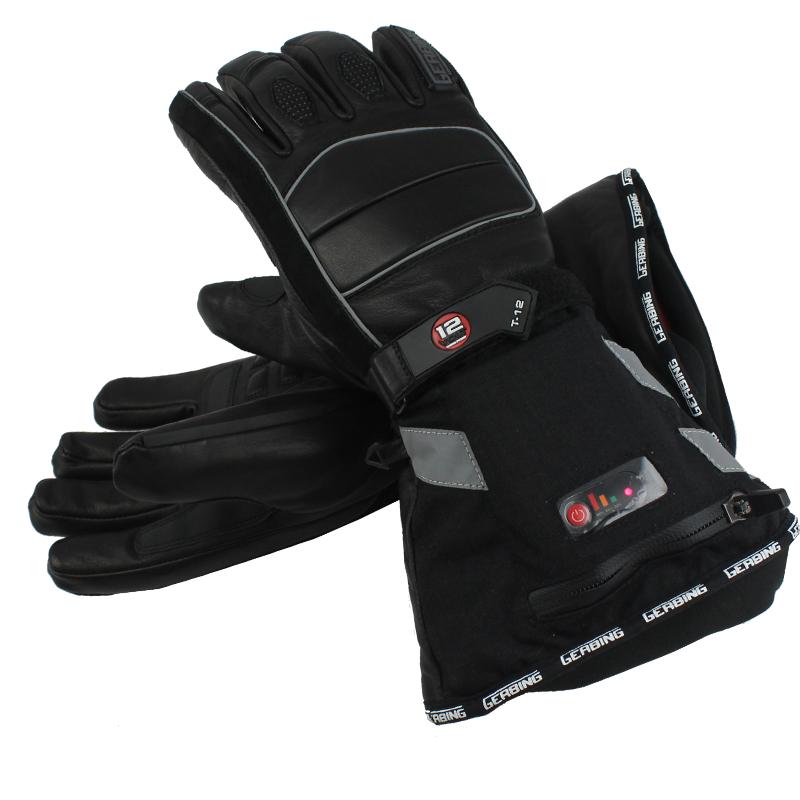 T12 verwarmde handschoenen met batterij